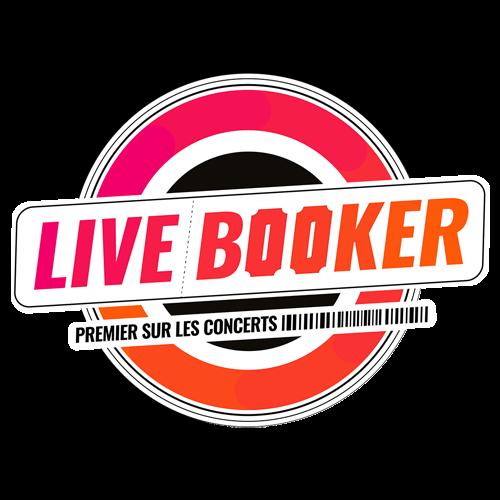 Logo live booker